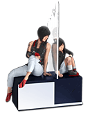 Mirror's Edge Catalyst - Faith Connors