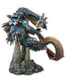 Monster Hunter - Lagiacrus