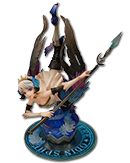 Odin Sphere Leifdrasir - Gwendolyn (Winged Maiden Warrior)