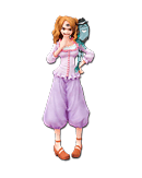 One Piece - Charlotte Pudding