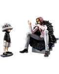 One Piece - Corazon & Trafalgar Law
