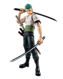 One Piece - Roronoa Zoro (Past Blue)