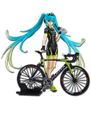 Racing Miku - Hatsune Miku (Racing 2015, Team Ukyo Cheer)