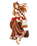 Spice & Wolf - Holo (Plentiful Apple Harvest)