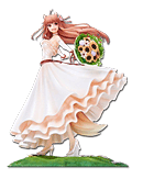 Spice & Wolf - Holo (Wedding Dress)