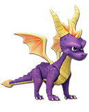 Spyro the Dragon - Spyro the Dragon (NECA)