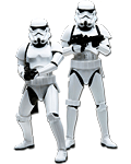 Star Wars - Stormtrooper (2 Pack)