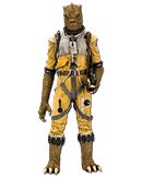 Star Wars Episode 5: The Empire Strikes Back - Bounty Hunter Bossk