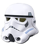 Star Wars - Elektronischer Helm Imperial Stormtrooper