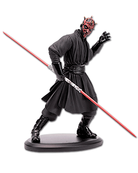 Star Wars Episode 1: The Phantom Menace - Darth Maul (Elite Collection)