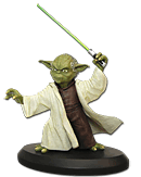 Star Wars Episode 1: The Phantom Menace - Yoda (Elite Collection)