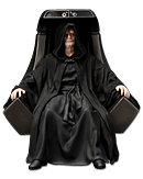 Star Wars Episode 6: Return of the Jedi - Emperor Palpatine