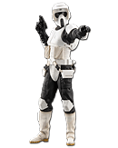 Star Wars Episode 6: Return of the Jedi - Scout Trooper