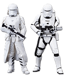 Star Wars: The Force Awakens - First Order Snowtrooper & Flametrooper