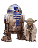 Star Wars Episode 5 - Yoda & R2-D2 (Dagobah Pack)
