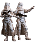 Star Wars - Snowtrooper Two Pack