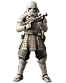 Star Wars -  First Order Stormtrooper (Ashigaru)