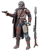 Star Wars: The Mandalorian - Mandalorian (Black Series)