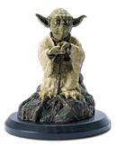 Star Wars Episode 5: The Empire Strikes Back - Yoda using the Force (Elite Collection)