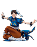 Street Fighter 3: 3rd Strike - Chun-Li