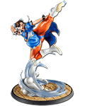 Super Street Fighter 4 - Chun-Li