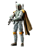 Star Wars - Boba Fett (Cloud City)