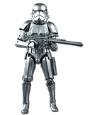Star Wars Episode 5: The Empire Strikes Back - Stormtrooper (Carbonized)