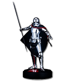 Star Wars Episode 8: The Last Jedi - Captain Phasma