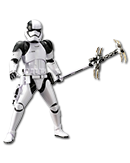 Star Wars Episode 8: The Last Jedi - First Order Stormtrooper Executioner
