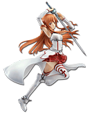 Sword Art Online - Asuna (Knights of the Blood)