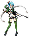 Sword Art Online: The Movie  - Sinon