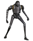 Star Wars: Rogue One - K-2SO