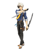 Tales of Xillia 2 - Ludger Will Kresni