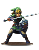 The Legend of Zelda: Skyward Sword - Link (Wonderful Hobby Selection)