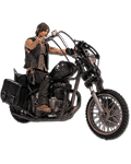 The Walking Dead - Daryl Dixon with Chopper