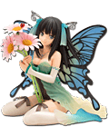 Original Character - Daisy Fairy of Hinagiku (Tony's Heroine Collection)