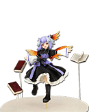 Touhou Project - The Youkai Who Read a Book