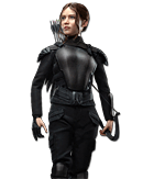 The Hunger Games: Mockingjay - Katniss Everdeen
