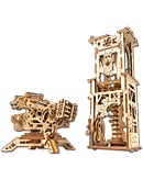 UGEARS Models: Archballista-Tower (70048)