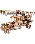 UGEARS Models: Fire Ladder (70022)