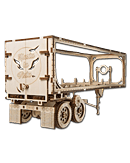 UGEARS Models: Trailer for Heavy Boy Truck VM-03 (70057)