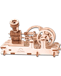 UGEARS Models: Pneuamatic Engine (70009)