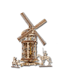UGEARS Models: Tower Windmill (70055)