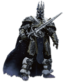 World of Warcraft: Wrath of the Lich King  - Arthas Menethil