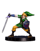 The Legend of Zelda: Skyward Sword - Link in Action