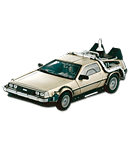Back to the Future II - DeLorean 83er LK Coupe