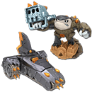 Skylanders SuperChargers Combo Pack: Shark Shooter Terrafin & Shark Tank