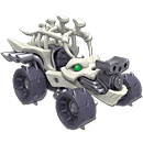Skylanders SuperChargers Vehicle: Tomb Buggy