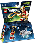 LEGO Dimensions Fun Pack: DC Comics - Wonder Woman (71209) (Figuren)