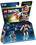 LEGO Dimensions Fun Pack: DC Comics - Cyborg (71210) (Figuren)